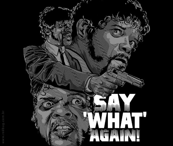 Camiseta WHAT? - Masculina