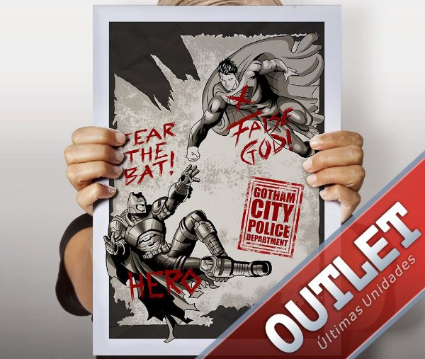 OUTLET - Poster False God