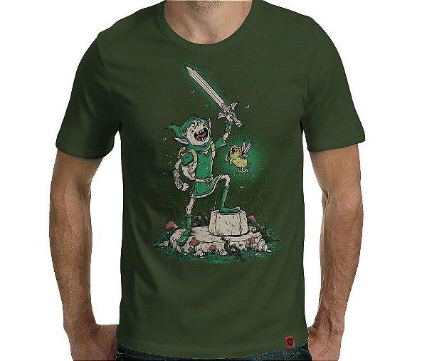 Camiseta Legend of Bubblegum - Masculina