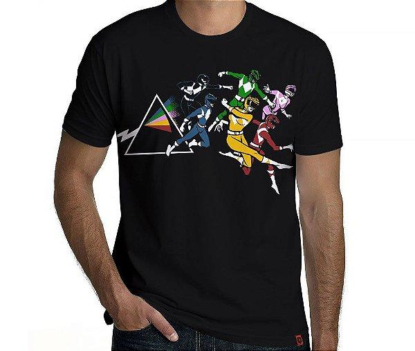 Camiseta Power Rangers  - Masculina