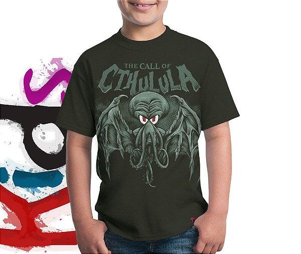 Camiseta The Call of Cthulula