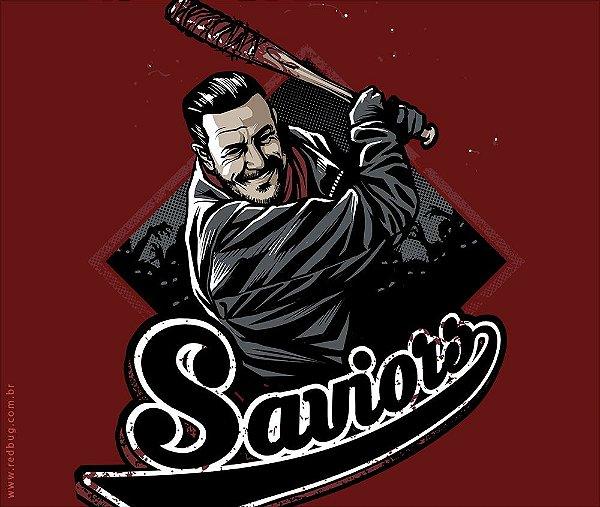 Camiseta Team Saviors - Masculina