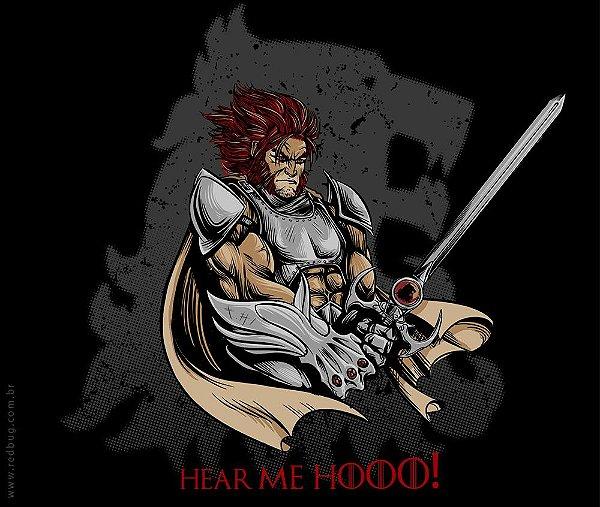 Camiseta Hear Me Ho!  - Masculina