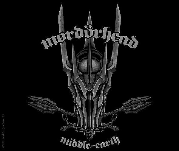 Camiseta Mordorhead - Feminina