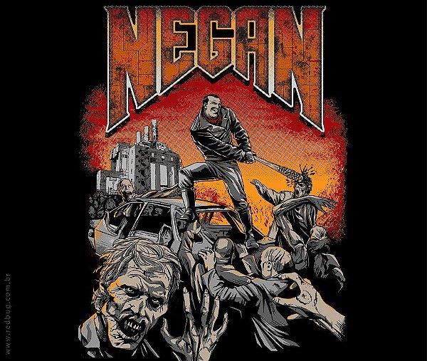 Camiseta Negan - Feminina