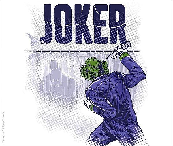 Camiseta Psycho Clown - Masculina