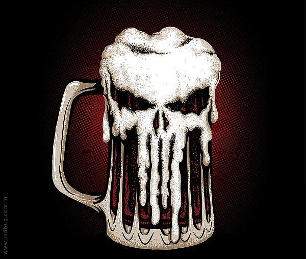 Punisher Beer - Feminina