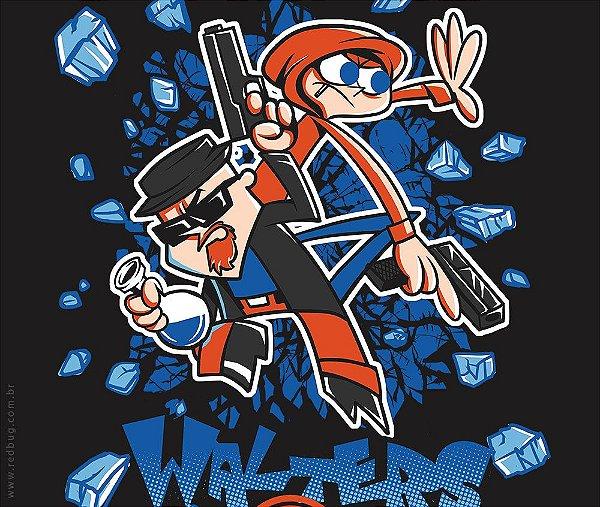 Camiseta Walter's Lab - Masculina