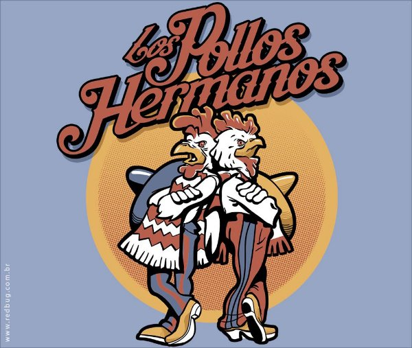 Camiseta Los Pollos Hermanos - Feminina