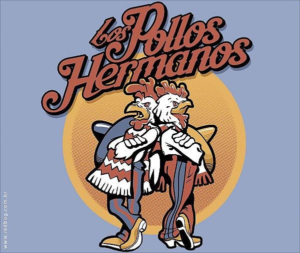 Camiseta Los Pollos Hermanos - Masculina