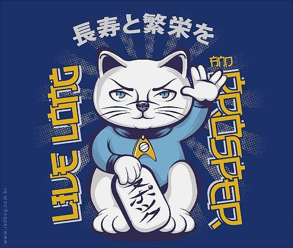Camiseta Maneki Neko - Feminina