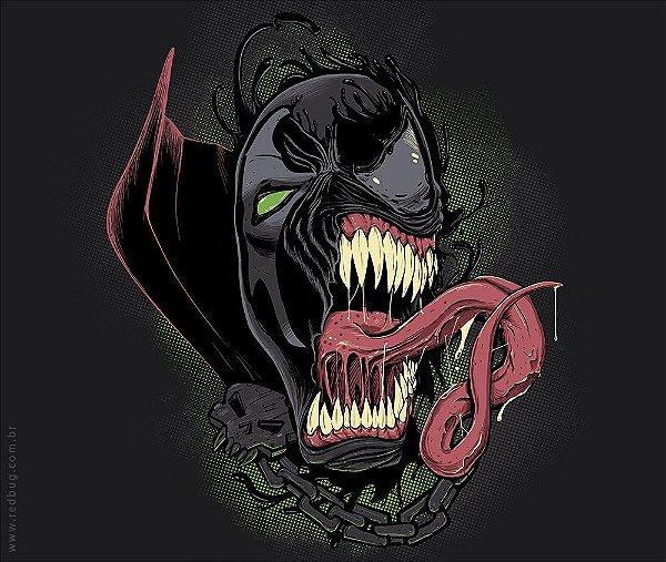 Camiseta Simbionte do Inferno - Masculina