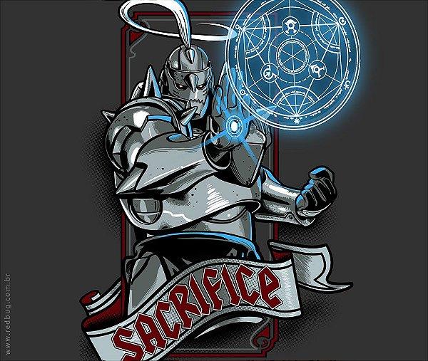 Camiseta Full iron Alchemist - Feminina