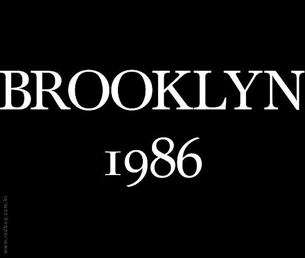 Camiseta Brooklyn - Masculina
