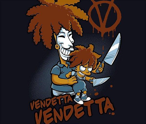 Camiseta Vendetta - Masculina