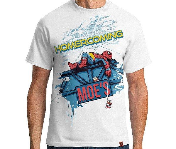 Camiseta Homercoming - Masculina