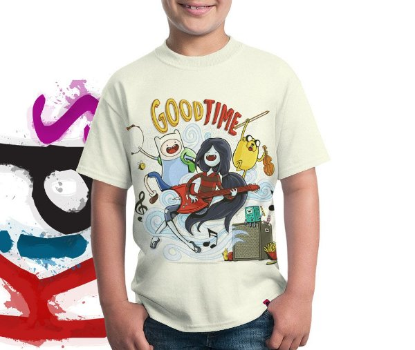 Camiseta Good Time