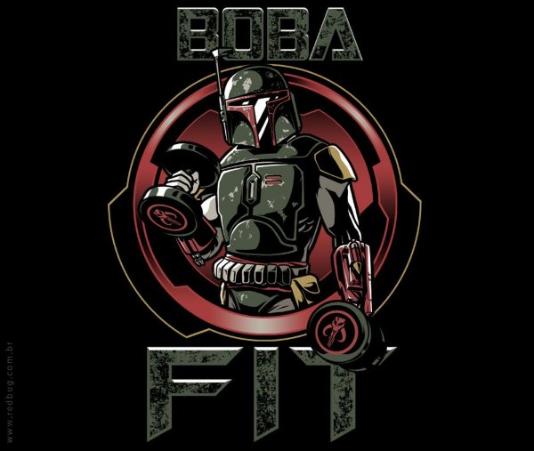 Camiseta Boba Fit - Feminina
