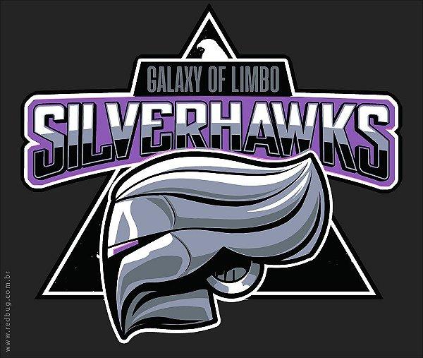 Camiseta Silverhawks - Masculina