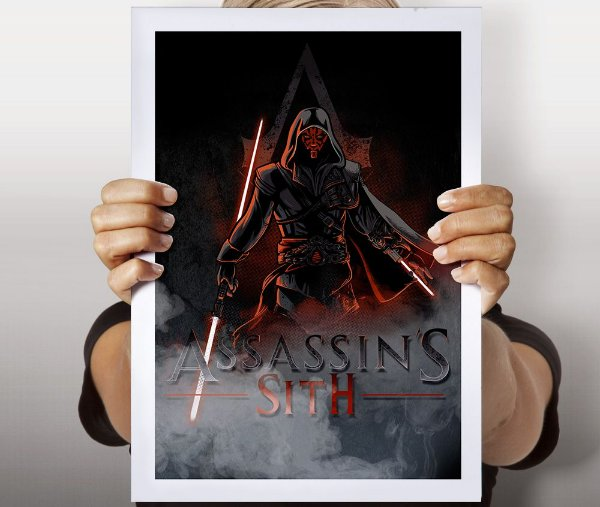 Poster Assassin's Sith