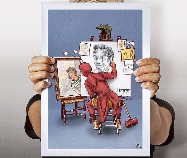 Poster Autorretrato