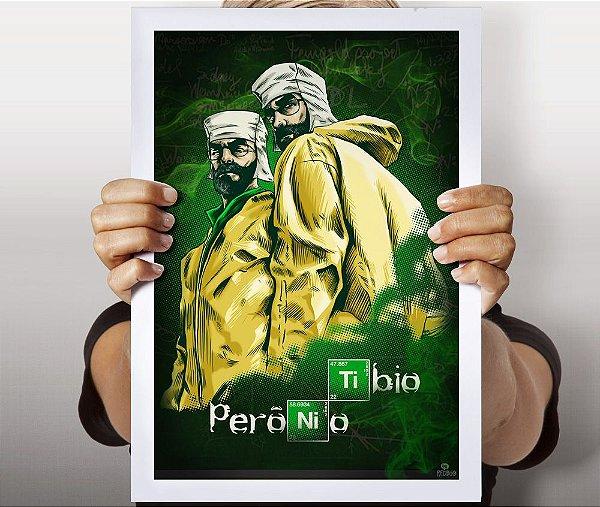 Poster Tíbio e Perônio