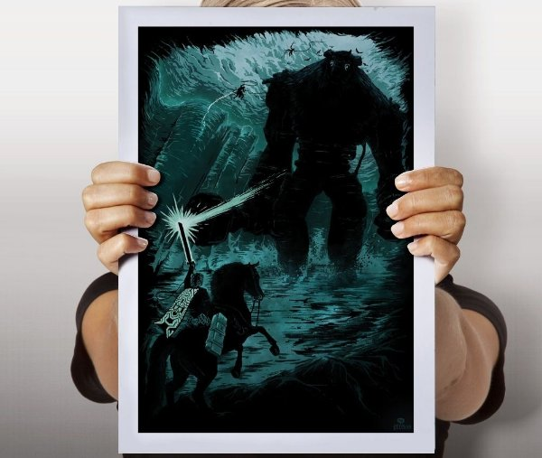Poster Shadow Of The Titan