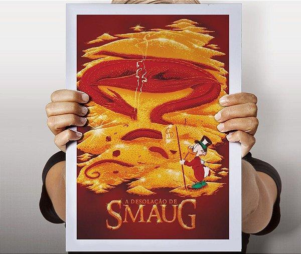 Poster Smaug