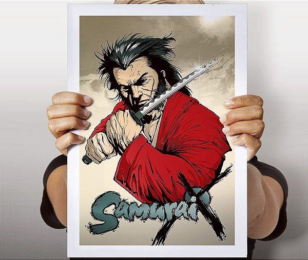 Poster Samurai X