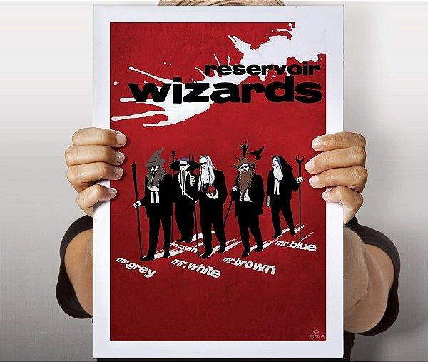 Poster Reservoir Wizard