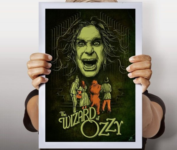 Poster The Wizard of Ozzy