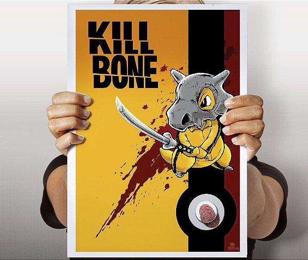 Poster Kill Bone