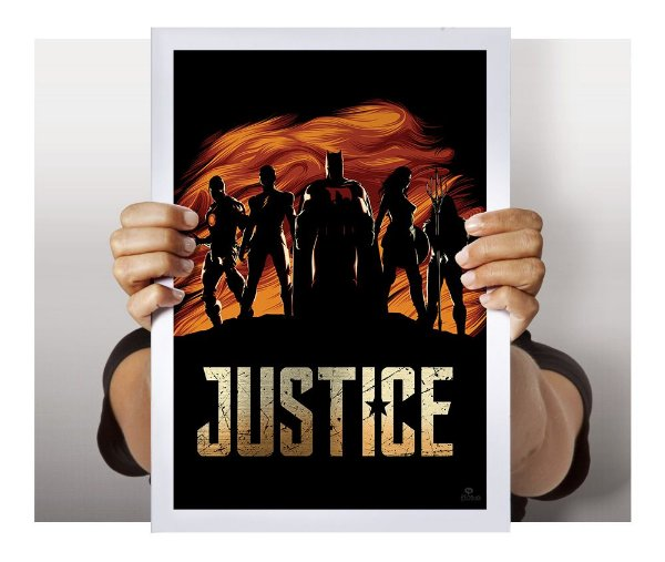 Poster Justice