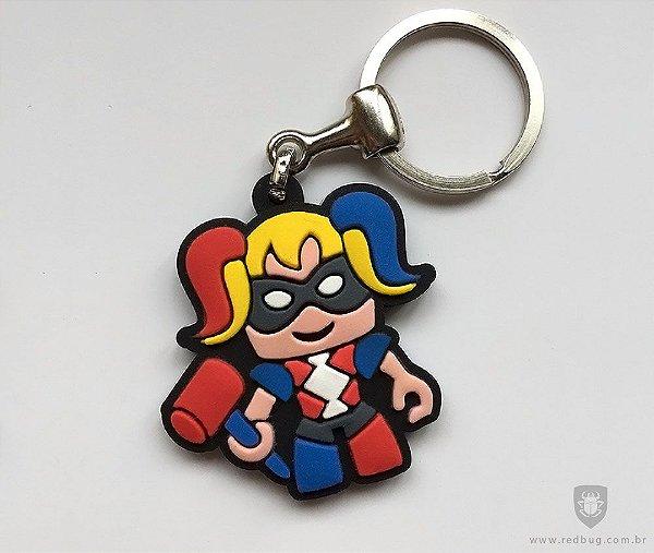Chaveiro Harley Quinn
