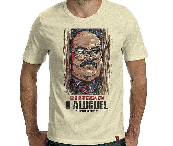 Camiseta O Aluguel - Masculina