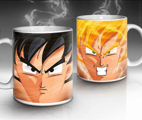 Caneca Goku