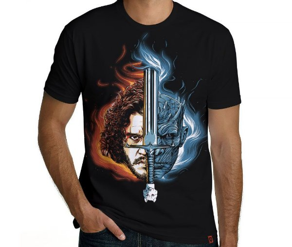 Camiseta Winter War - Masculina