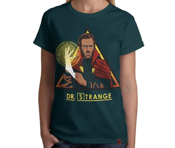 Camiseta Dr. Strange - Feminina