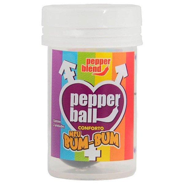 Pepper Ball Meu Bumbum Conforto Anal Pepper Blend