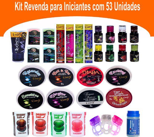 Kit Revenda Para Iniciantes