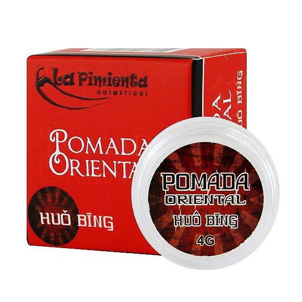 Pomada Oriental Huô Bing 4g La Pimienta