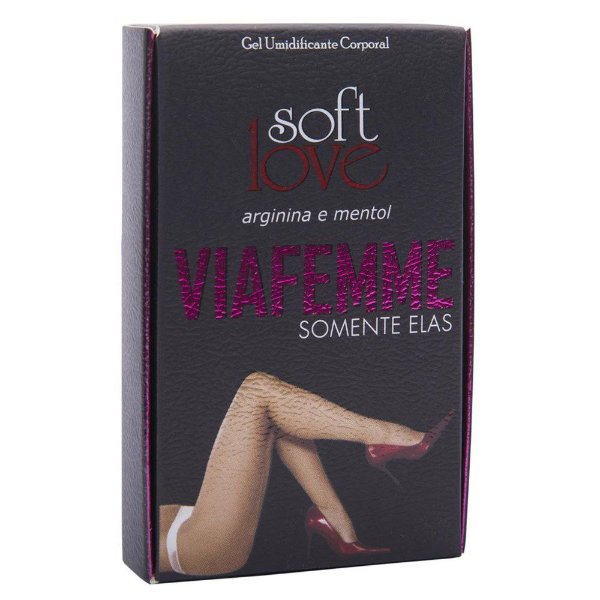 Viafemme Super Excitante Feminino 6gr  - Soft Love