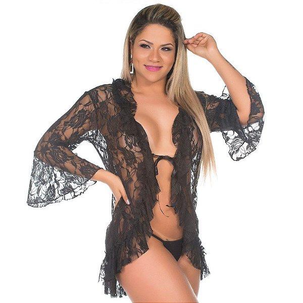 Robe Lola Sensual Pimenta Sexy