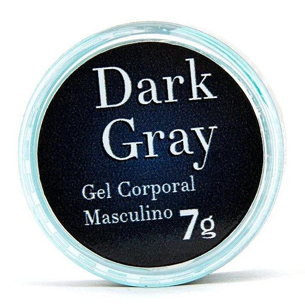 Dark Gray Gel  Excitante e Potencializador Masculino 7gr Garji