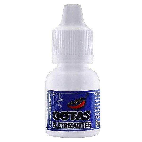 Gotas Eletrizantes 8gr Chillies