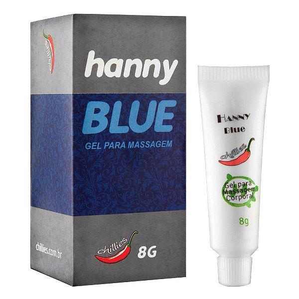Hanny Blue Dessensibilizante Anal 8gr Chillies