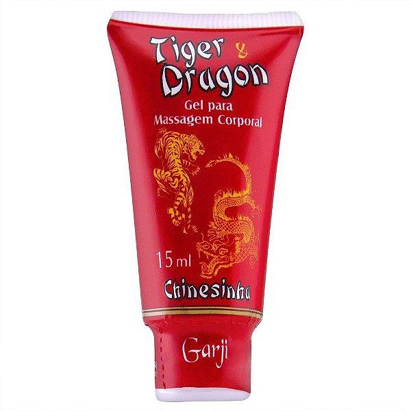 Tiger & Dragon Chinesinha Bisnaga 15ml Garji