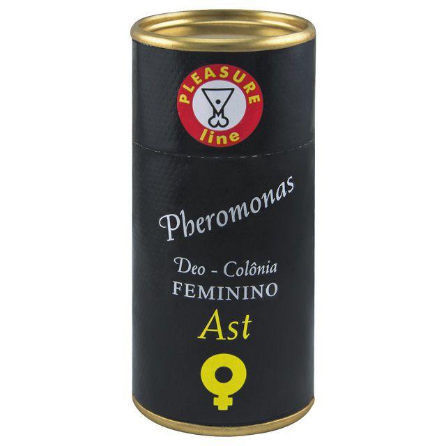 Ast Deo Colônia Feminina Pheromonas 20ml Pleasure Line