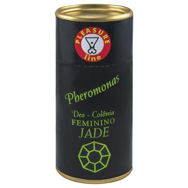Jade Deo Colônia Feminina Pheromonas 20ml Pleasure Line