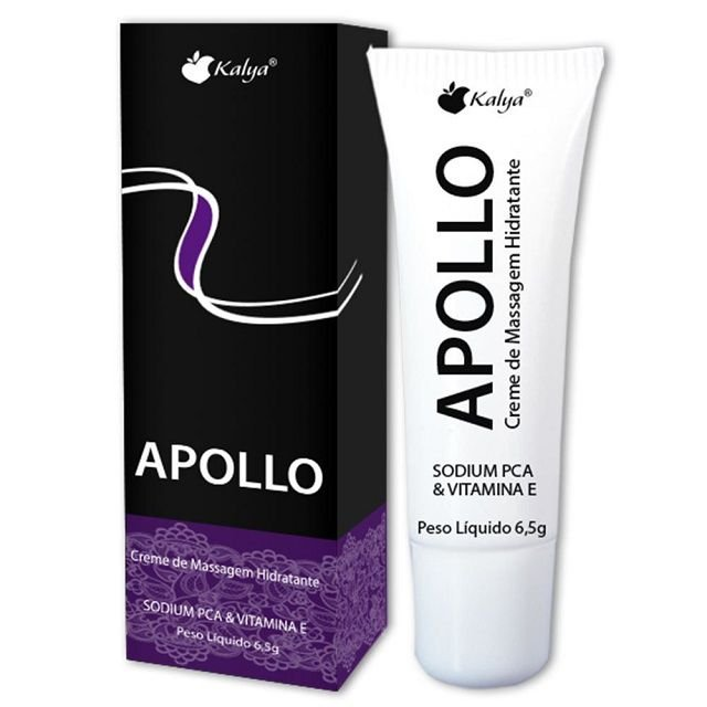 Apollo Creme Deslizante Corporal 6,5g Kalya